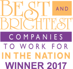National Best and Brightest Companies to Work For - Winner 2017