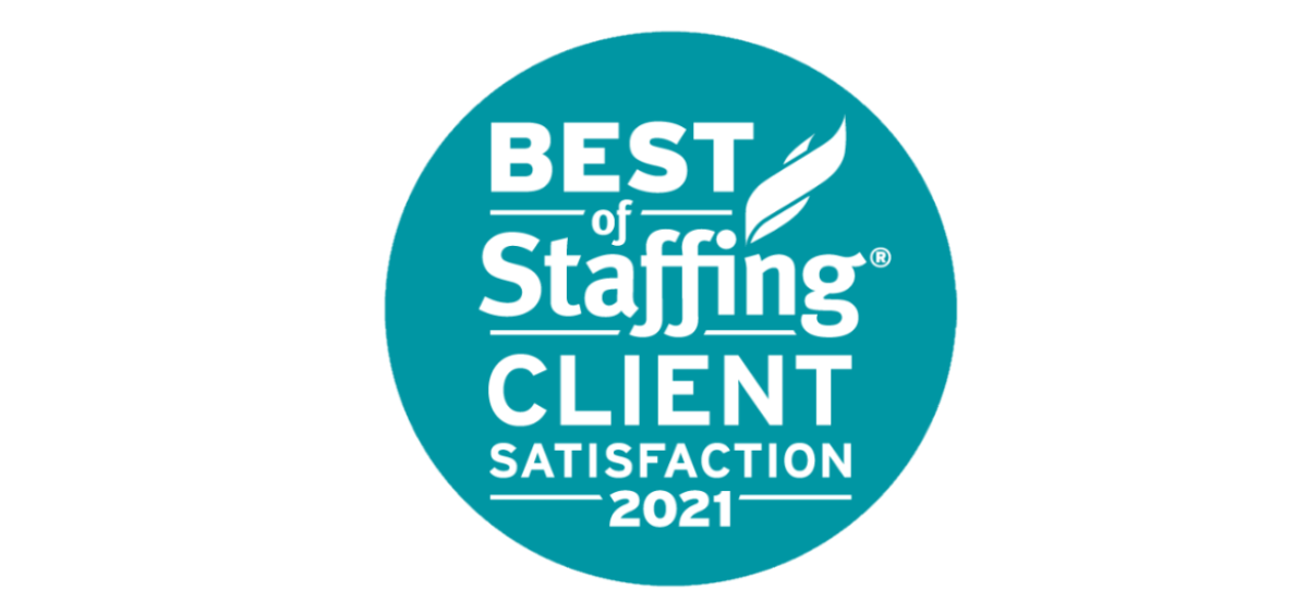 Best of Staffing Client Satisfaction 2021 - Anistar